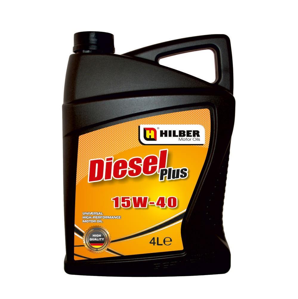 Diesel Plus 15W-40
